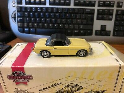 £19.49 • Buy Matchbox Collectibles DYB05-M 1/43 Scale 1967 MGB - Cream - Boxed