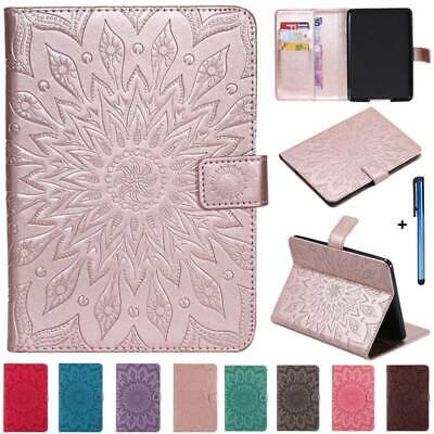 AU15.92 • Buy Sun Flower Leather Case Cover For Kindle Paperwhite 123/ 567th 4 10th E-reader