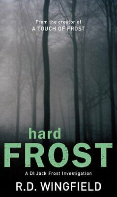 £9.68 • Buy Hard Frost By R. D. Wingfield New Book