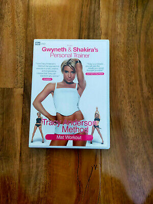 £3 • Buy Tracy Anderson Method DVD Mat Workout