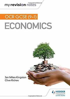 £12.05 • Buy My Revision Notes: OCR GCSE (9-1) Economics By Clive Riches New Book