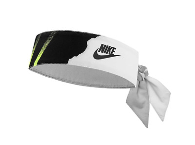 RARE Nike Andre Agassi Challenge Court Bandana - 2020 Release - Turquoise / Lime • 21.17£