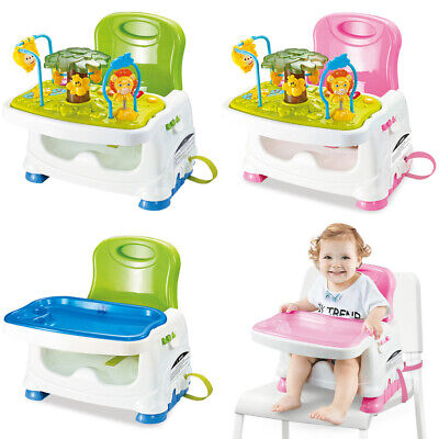 £25.96 • Buy 3-In-1 Baby Highchair Infant High Feeding Seat Toddler Activity Play Table Chair
