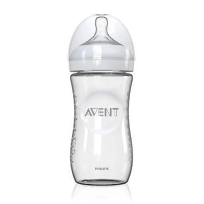 AU24.86 • Buy Philips Avent Natural Glass Bottle 240ml