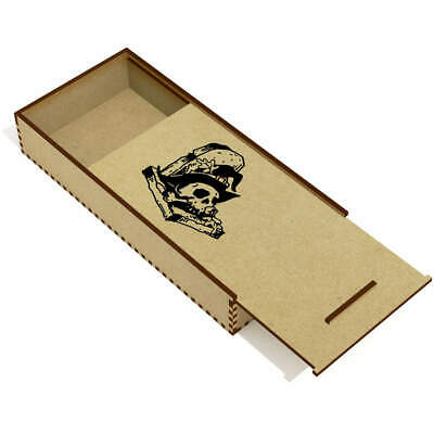 £6.99 • Buy 'Witch Remains' Wooden Pencil Case / Slide Top Box (PC00025593)