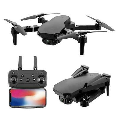 AU32.40 • Buy For Kids And Adult Foldable Drone/Camera 720P HD Wifi V4A4 Camera In Time D8R1