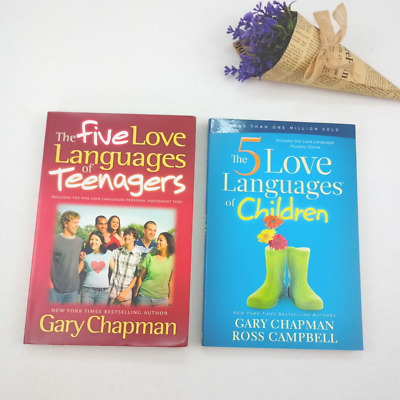 AU34.95 • Buy The 5 Love Languages Of Children & Teenagers Book Bundle By Gary Chapman & Ross