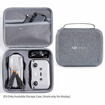 AU34.58 • Buy Gray Travel Carrying Case Portable Storage Bag For DJI Mavic Air 2s/Air 2 Drone