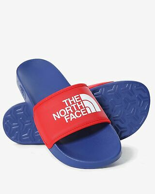 £21 • Buy The North Face Base Camp Slides III - TNF Blue / Horizon Red
