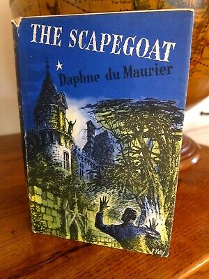 £6.50 • Buy The Scapegoat By Daphne Du Maurier Hardback Book Club Edition 1950's Unclipped