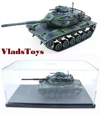 $28.95 • Buy M60 Patton Main Battle Tank 1/72 Scale  US Army Three-Tone Camouflage RS12099A