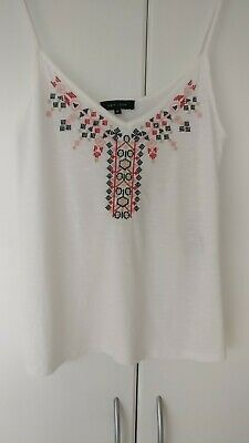 £3 • Buy Ladies Camisole Summer Top New Look Size 12