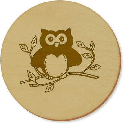 £4.99 • Buy 'Perched Owl' Coaster Sets / Placemats (CR030315)