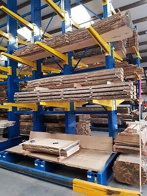 £700 • Buy Cantilever Racking 1 Stand Alone Bay 9m Tall