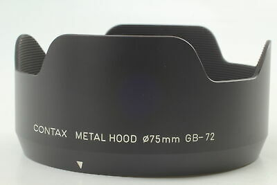 $ CDN157.28 • Buy [ MINT ] Contax GB-72 Metal Lens Hood For Contax 645 Planar 80mm F2 From Japan