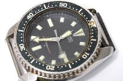 $ CDN86.54 • Buy Seiko Medium Diver 4205-0150 Automatic Watch For Repairs Or For Parts   -13186