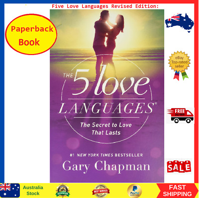 AU23.95 • Buy The 5 Love Languages: The Secret To Love That Lasts By Gary Chapman (English) Pa
