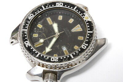 $ CDN63.86 • Buy Seiko Medium Diver 4205-0152 Automatic Watch For Repairs Or For Parts  -13194