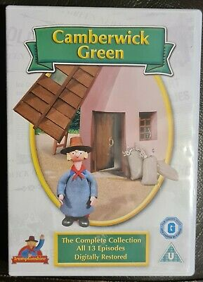 £2.99 • Buy Camberwick Green: The Complete Collection DVD. All  Episodes Digitally Restored