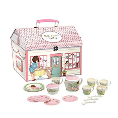 £25 • Buy Belle And Boo Tea Set Melamine Childrens  BRAND NEW --WEEKEND SALE PRICE