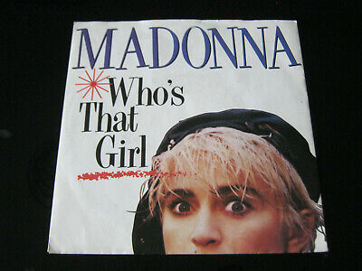 £0.01 • Buy Madonna Whos That Girl 7  Single
