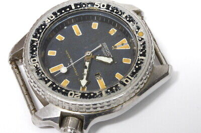 $ CDN71.86 • Buy Seiko Medium Diver 4205-015T Automatic Watch For Repairs Or For Parts   -13198