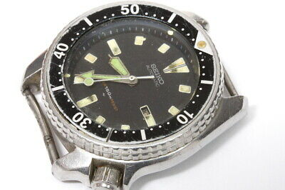 $ CDN72.67 • Buy Seiko Medium Diver 4205-0155 Automatic Watch For Repairs Or For Parts  -13204
