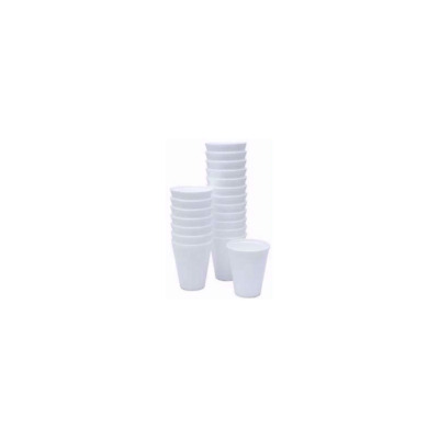 £6.80 • Buy POLYSTYRENE FOAM CUPS 7oz HOT DRINKS INSULATED 25 UK