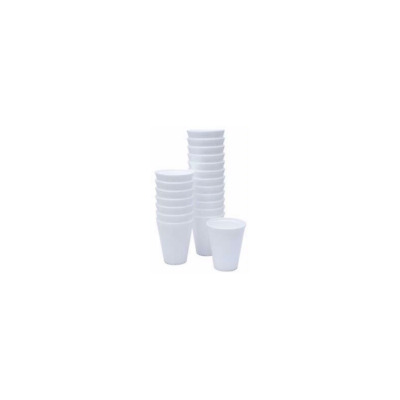 £6.99 • Buy 18 X 12oz WHITE FOAM / POLYSTYRENE HOT TEA DISPOSABLE CUP GLASS PARTY CUPS UK