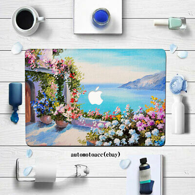$21.99 • Buy 2in1 Seaview Garden Case Cover For Macbook Pro  Air 13'' M1 CPU 11 12 15 16 Inch