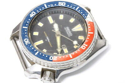 $ CDN71.86 • Buy Seiko Medium Diver 4205-015T Automatic Watch For Repairs Or For Parts    -13190