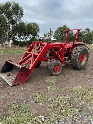 AU12000 • Buy Massy Ferguson - Front End Loader Tractor - GREAT WORKING ORDER!