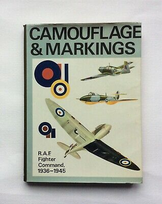 £10 • Buy Camouflage & Markings Raf Fighter Command 1936-1945