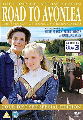 £23.53 • Buy Road To Avonlea Complete Second Series DVD NUEVO
