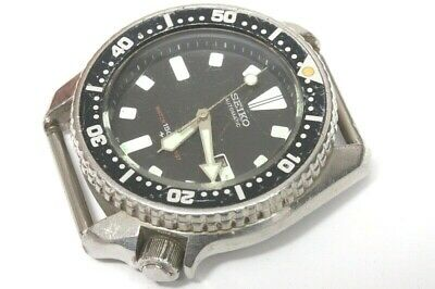 $ CDN71.20 • Buy Seiko 4205-0155 Medium Diver Automatic Watch For Repairs Or For Parts  -13231