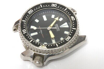 $ CDN66.80 • Buy Seiko 4205-015B Medium Diver Automatic Watch For Repairs Or For Parts    -13209