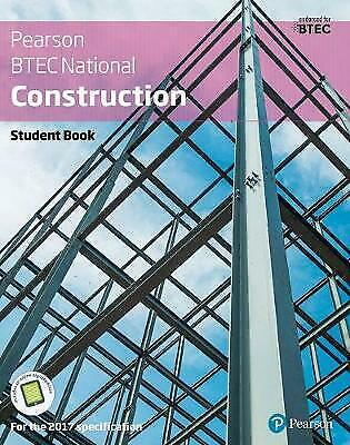 £38.84 • Buy Btec Nationals Construction Student Book + Active Book, Brand New, Free P&P I...
