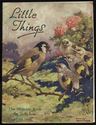 £19.50 • Buy LITTLE THINGS, The Wonder Book For Little Folk : Harry Rountree - Ca.1950, Pb