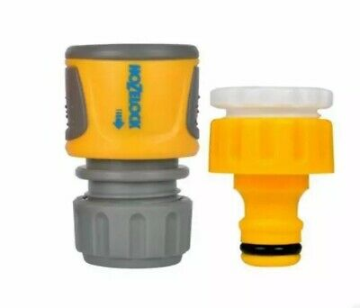 £6.99 • Buy Hozelock 2071 Threaded Tap Connector Garden Hose Pipe End Connector Fitting