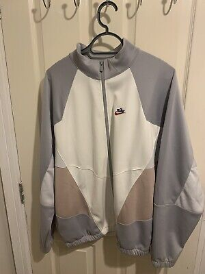 £18.50 • Buy Nike Heritage Track Top Size Large
