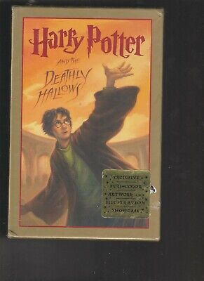 $ CDN24.14 • Buy Harry Potter And The Deathly Hallows (2007, Hardcover Wrapped Special Edition