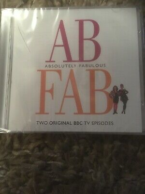 £3.99 • Buy ABSOLUTELY FABULOUS: BIRTHDAY/FAT (2 Eps) (BBC Audio CD) (Sld)