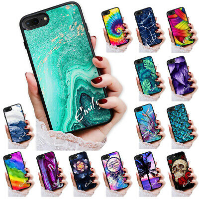 AU9.99 • Buy Personalised Name Phone Case Cover For IPhone 13 12 11 8 7 6 SE Plus Pro Max XR