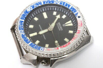 $ CDN121.78 • Buy Seiko Diver 7002-700A Automatic Watch For Repairs Or For Parts     -13211