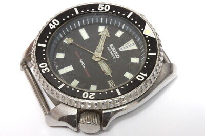 $ CDN117.37 • Buy Seiko Diver 7002-7000 Automatic Watch For Repairs Or For Parts    -13223
