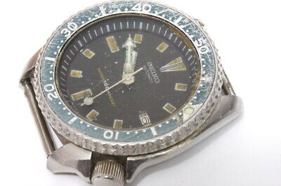 $ CDN135.91 • Buy Seiko Diver 7002-7000 Automatic Watch For Repairs Or For Parts     -13216