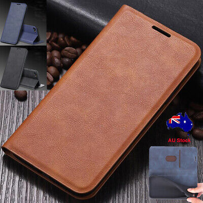 AU9.78 • Buy For IPhone SE 2020 7 8 Flip Leather Wallet Case Magnetic Stand Full Body Cover