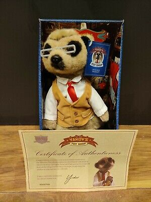 £4.50 • Buy Compare The Meerkat Toy Yakov  Yakov's Toy Shop  Brand New