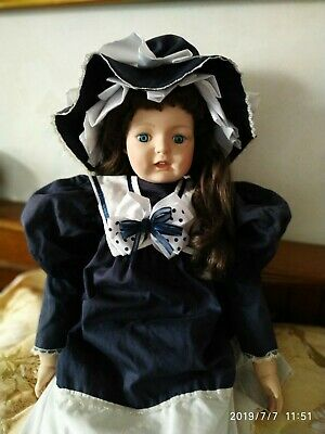 $ CDN423.48 • Buy Antique Rare Porcelain Doll At Least 70 Years Large 70 Cm Hertel Schwab &Co Deco