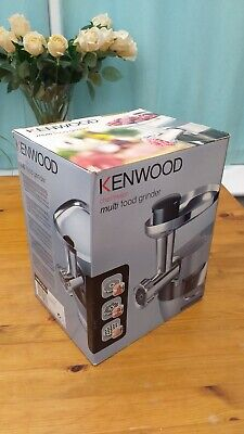 £70 • Buy Kenwood Chef/Major Multi Food Grinder Attachment AT950A